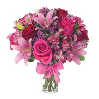 European romance flower bouquet (BF89-11KL)
